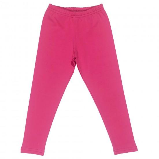Фино ватиран дълъг клин  92 - 122 см. цикламен цвят - Панталони и Клинове