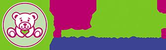 Детски комплект от туника и клин на   Мариела   92-128 см.  розово-графит